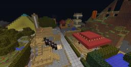 HUGE theme park Minecraft Project