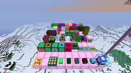 Neonic Minecraft Texture Pack