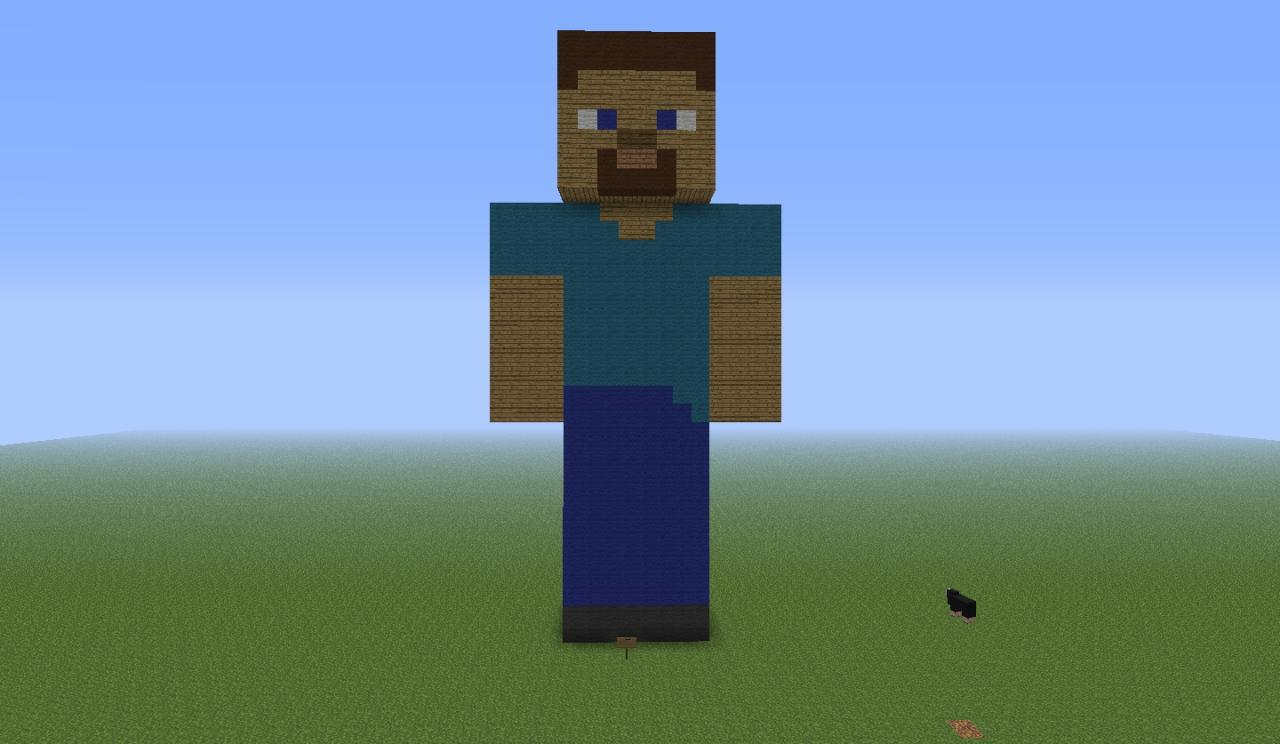 Big Steve Minecraft Project