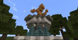 Inspiration Fountain Minecraft Map & Project