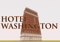 Hotel Washington Minecraft Map & Project