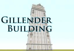 The Gillender Building Minecraft Map & Project