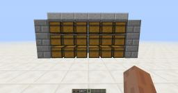 Super Compact Chest Storage Minecraft Map & Project
