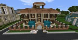 Gdawe16 and Paknot7 Victorian House collab Minecraft Map & Project