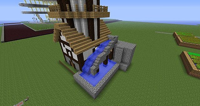 Minecraft House On Water Building Guide