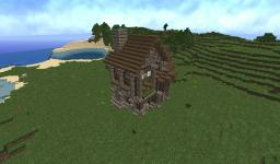 Lone House -Trulius Minecraft Map & Project