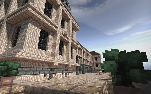 Palace Minecraft Project
