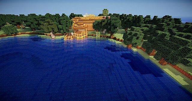 sunny island worldpainter minecraft project. Black Bedroom Furniture Sets. Home Design Ideas