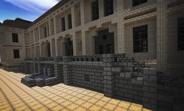 Palace Minecraft Project
