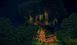 The great City of Elavon Minecraft Map & Project