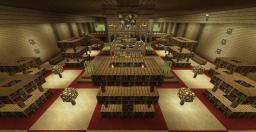 Underground library Minecraft Project