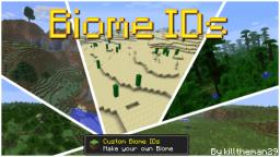 Minecraft Superflat Biome IDs with Step-by-Step Tutorial Minecraft