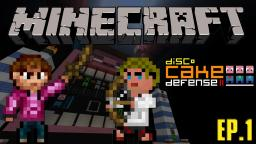 Lets play Cake Defense 2 by Disco_! Minecraft Blog Post