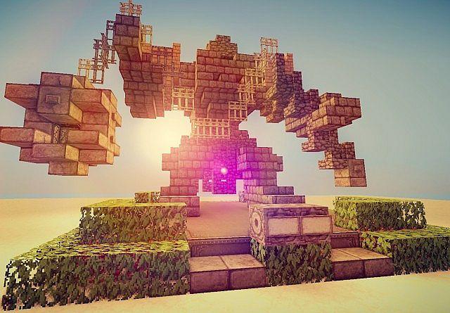 Spider Statue Minecraft Minecraft Statue Pack ...