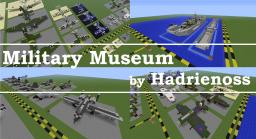 Military Museum - Fighter Aircraft, Vehicles & Boats Minecraft