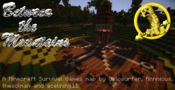 MCSG: Between the Mountains (Arena Contest) Minecraft Map & Project