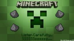 HD Minecraft Wallpaper - Creeper Fuse Minecraft Blog Post