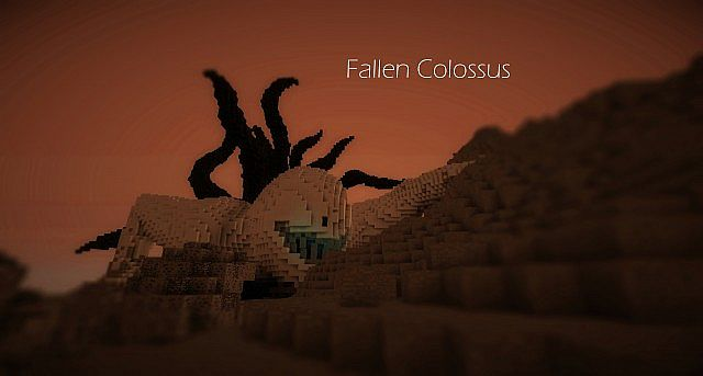 The Great Fallen Colossus!
