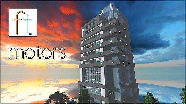 Ft Motors Car Dealership Minecraft Project