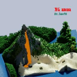 HG arena by Jaso98 Minecraft Map & Project
