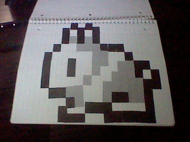 Terraria Bunny Real Life Pixel Art Minecraft Blog