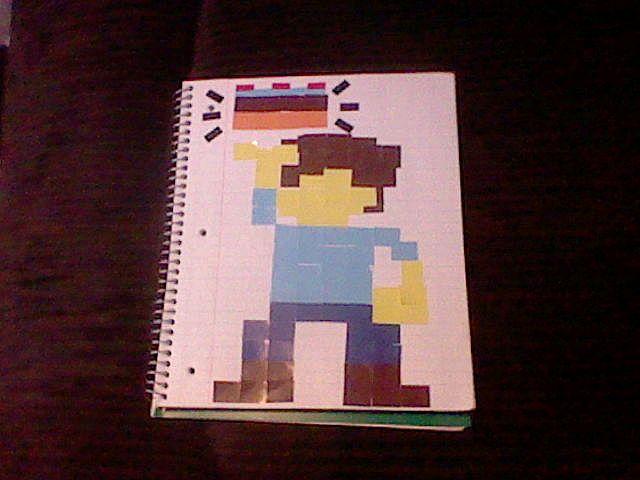 Cake Pixel Art Minecraft : Folicorow+cake / Real Life Pixel Art Minecraft Blog