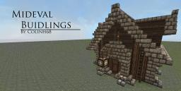 Midieval Buildings Minecraft Map & Project