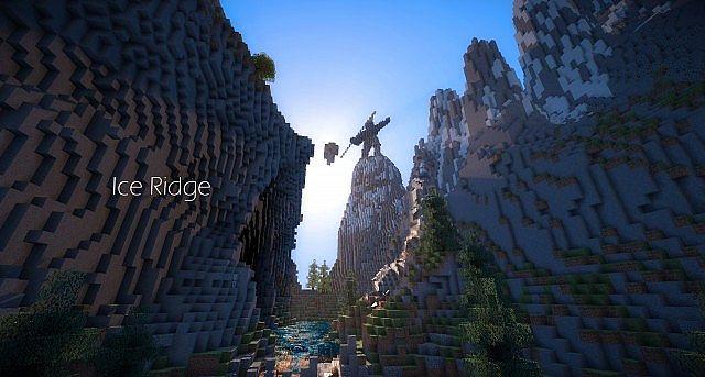 The notorious Ice Ridge