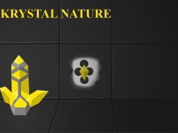 Krystal Nature (Beta) Minecraft Texture Pack