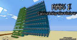 Minecraft Redstone Calculator AAS I [ALPHA] Minecraft Map & Project
