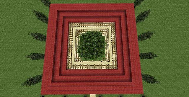 Roman House - Roof