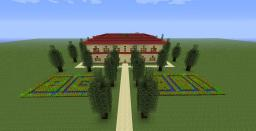 Roman House Minecraft Project