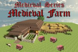 Medieval Series - Medieval Farm Minecraft Map & Project