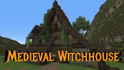 Medieval Witchhouse Minecraft Map & Project