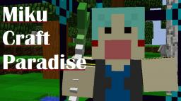 "MikuCraft - ""Re Toned"" Vocaloid Resource Pack 2.0 Minecraft"
