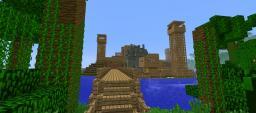 MinecraftWorld Minecraft Map & Project