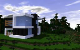 Atva A Modern Home Minecraft Project