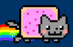 """Nyan Pig"" in Minecraft Minecraft Blog Post"