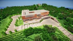 Hollywood Residenz - Hollywood Residence Minecraft Map & Project