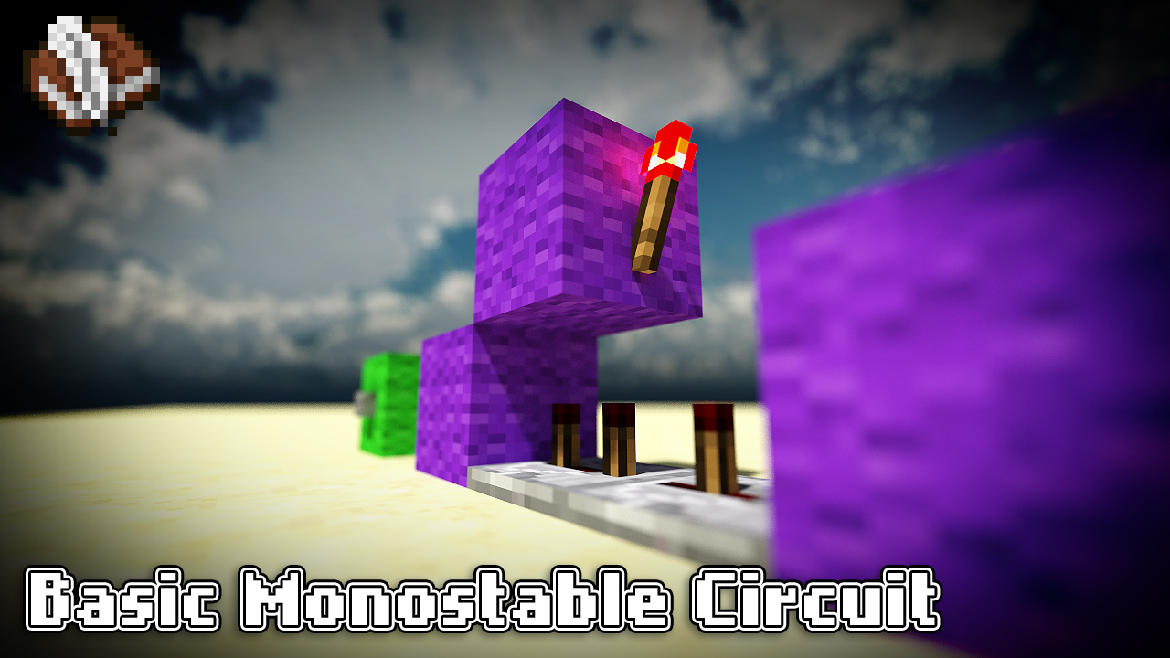 Redstone Circuit Tutorial Manual Guide Wiring Diagram Basic Monostable Minecraft Blog Rh Planetminecraft Com Repeater