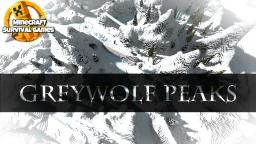 Greywolf Peaks Minecraft Map & Project
