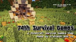 74th Survival Games Minecraft Map & Project