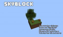 SkyBlock [Vanilla Edition] Minecraft Map & Project