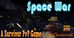Space War [A minecraft pvp game] Minecraft Map & Project