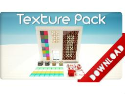 Texture pack Davi Gamer v2.0 - Become a Redstoner - Animated blocks Minecraft