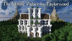 The White Palace ~ Over 30000 Blocks! Minecraft Project