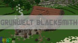 Grunwelt Blacksmith - [World download] [Custom Terrain] Minecraft Map & Project