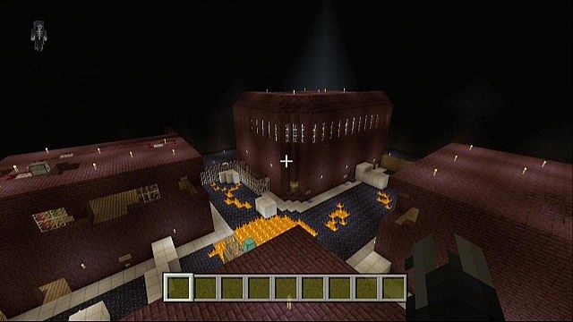 World at War/Black Ops/Black Ops 2 Zombies on Xbox minecraft