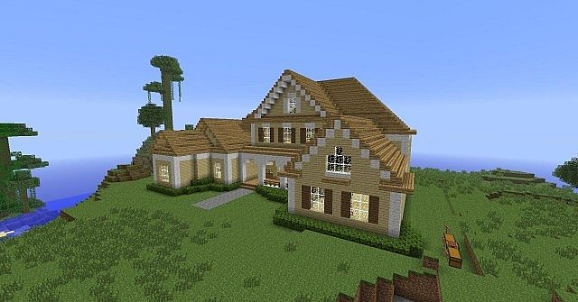 Minecraft houses minecraft blog for Really nice mansions