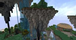 Floating Islands v1 Minecraft Map & Project